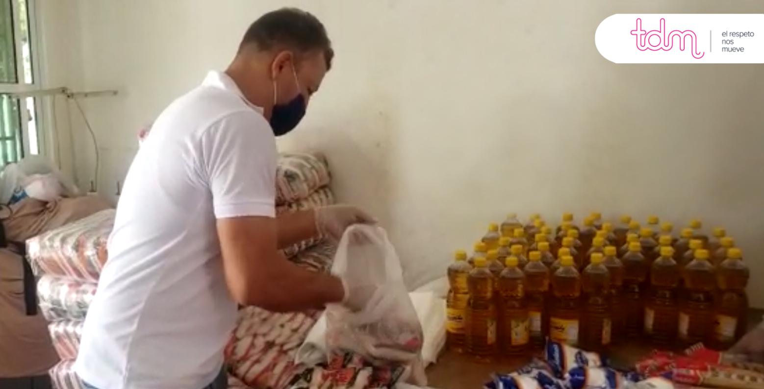 En TDM nos mueve el respeto y el ayudar a nuestras familias Colombianas