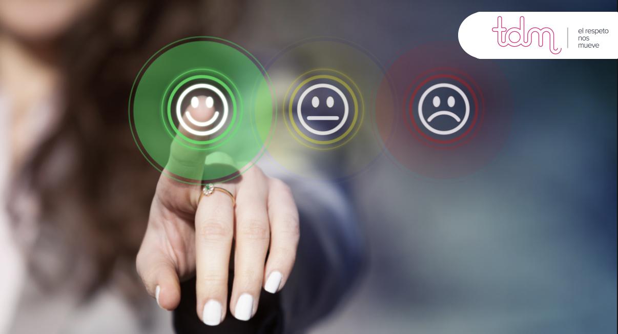 Experiencia del cliente en una nueva normalidad